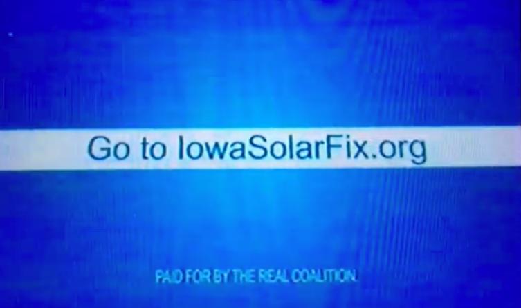 Graphic for IowaSolarFix.org