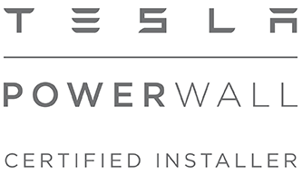 Logo for Tesla Powerwall Certified Installer