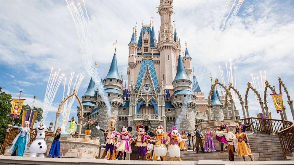 Photo of Disney's Cinderella Castle