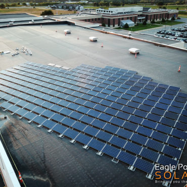 Northland Pines Community School District Solar Array