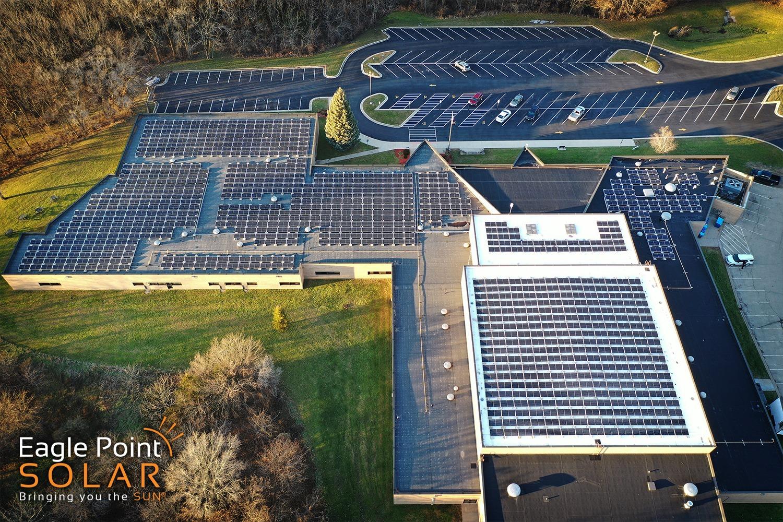 EAST DUBUQUE USD #119 – HIGH SCHOOL Solar Array