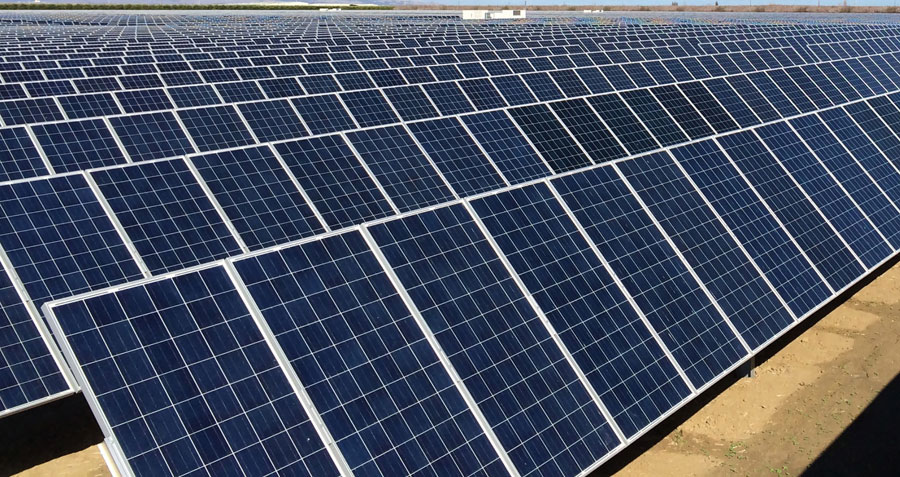 Solar array Cipco Solar - Wappello