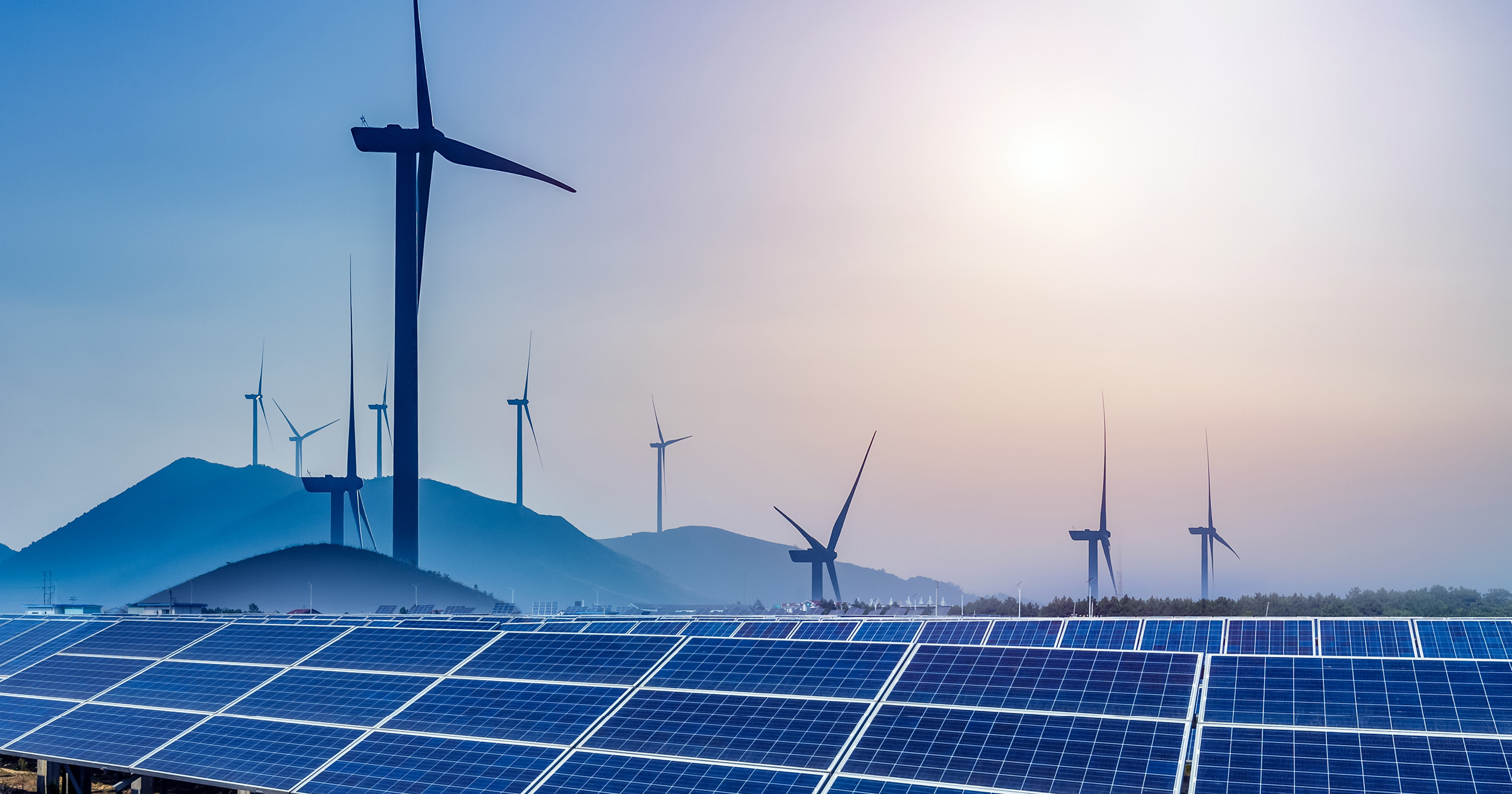 Renewable Energy - Solar and Wind Power