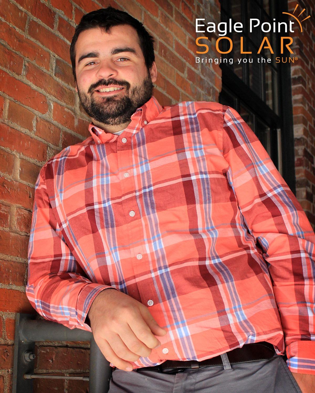 Cory Wernimont, Solar Power Consultant