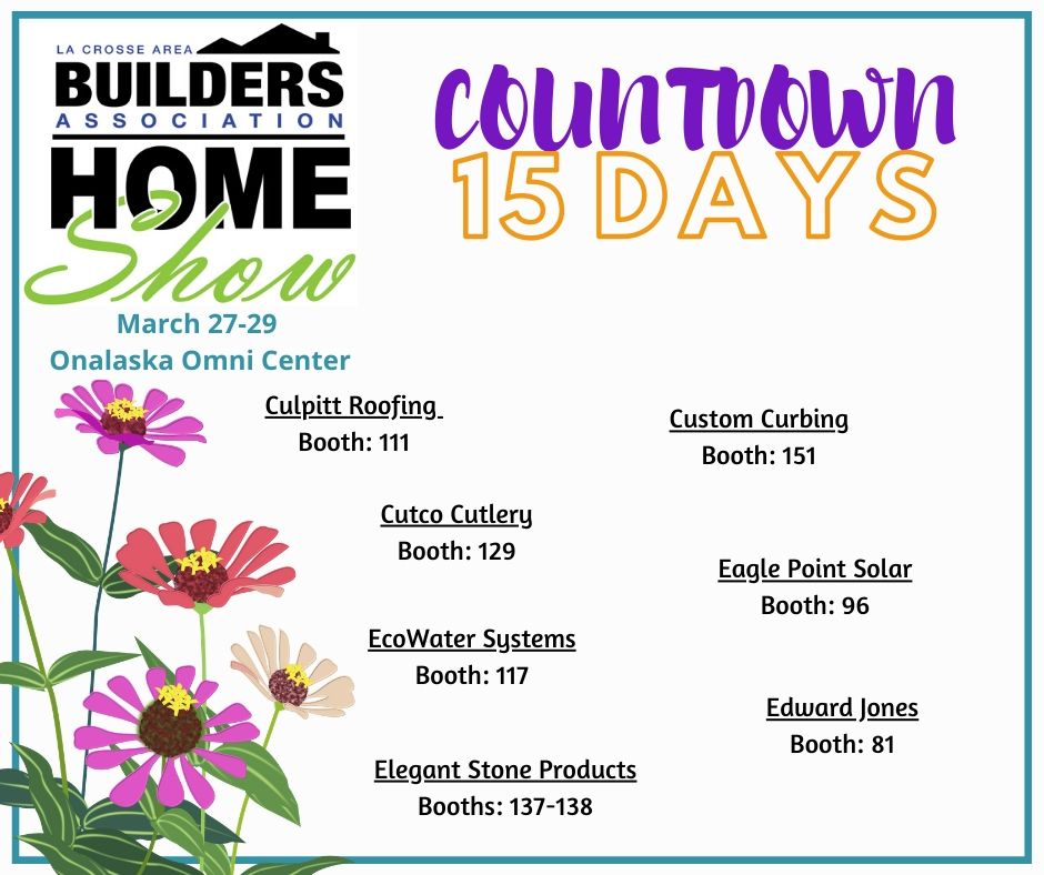 Builders Home Association - Eagle Point Solar Booth 96