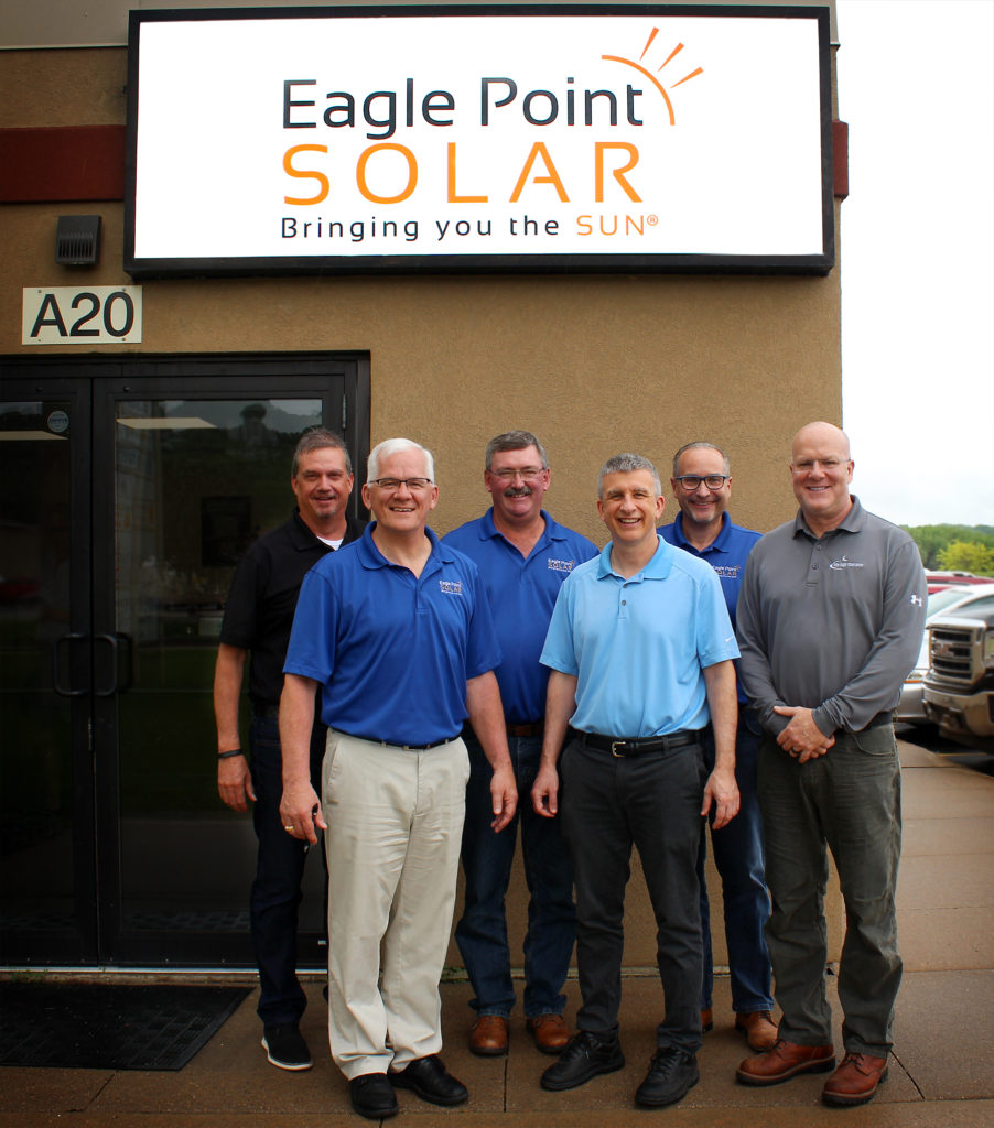 Eagle Point Solar Ownership Photo