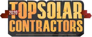 2020 Top Solar Contractor